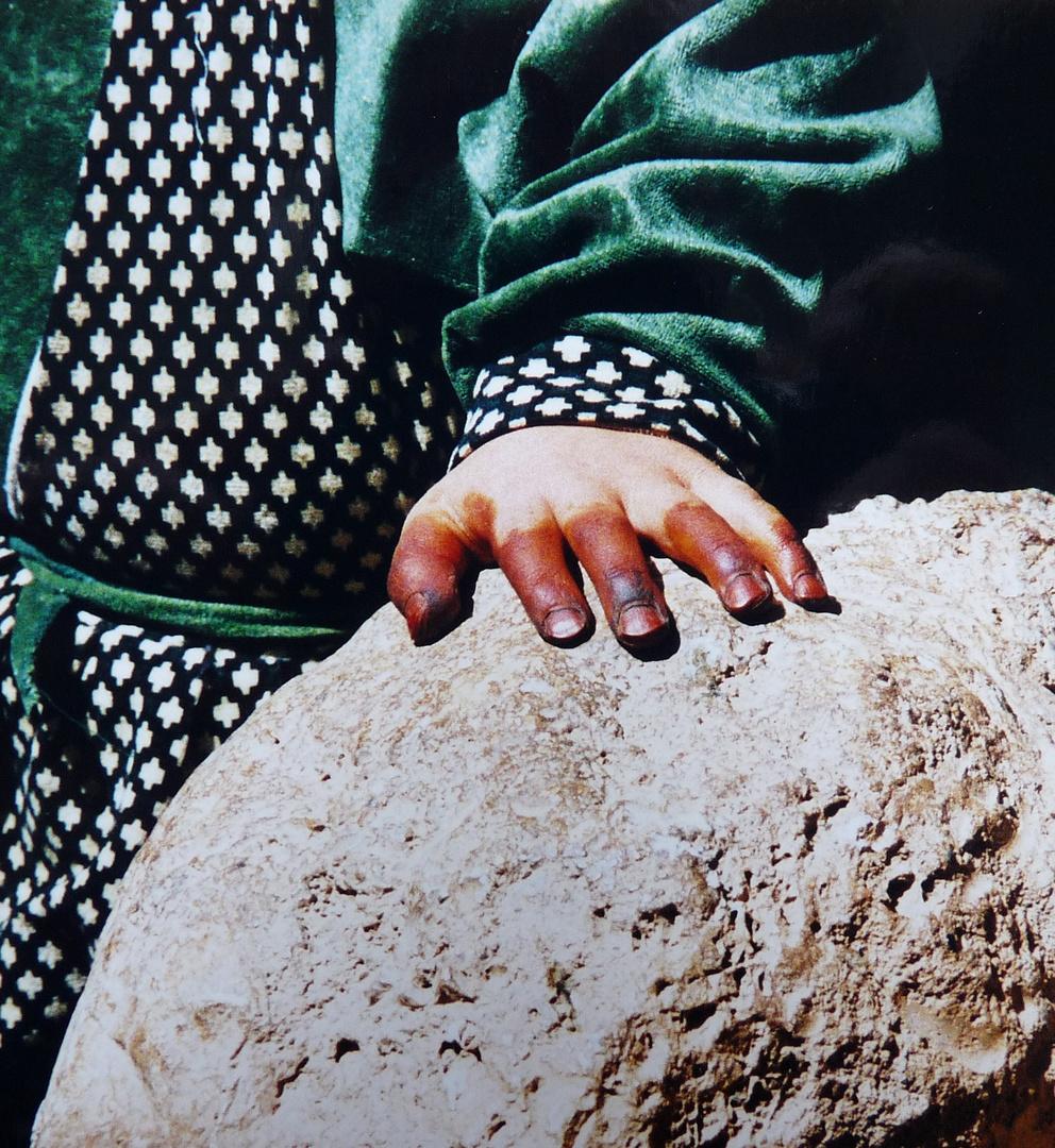 Henna-Färberin