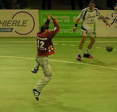 Henning Fritz in Action...