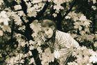 Henrieke auf dem Baum