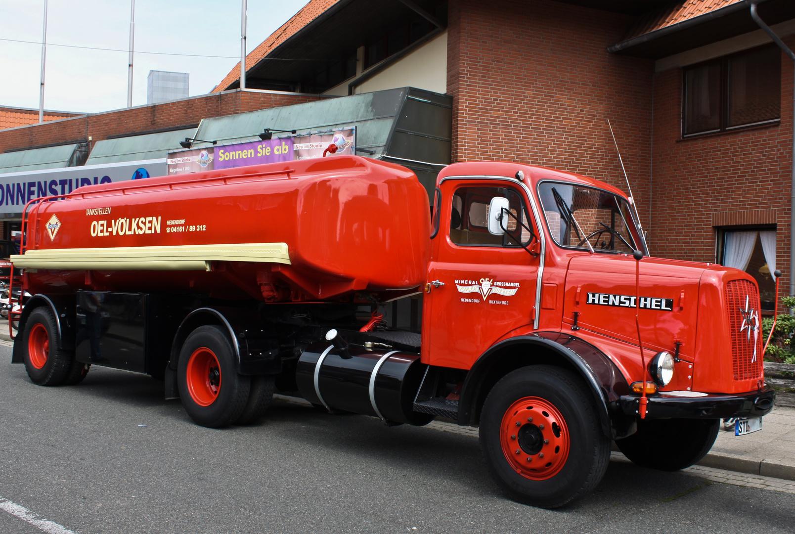 Henschel Truck