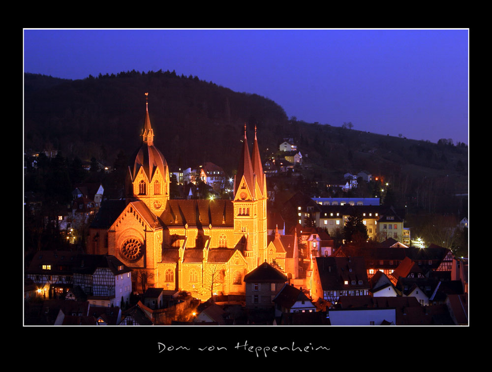 Heppenheim - Dom