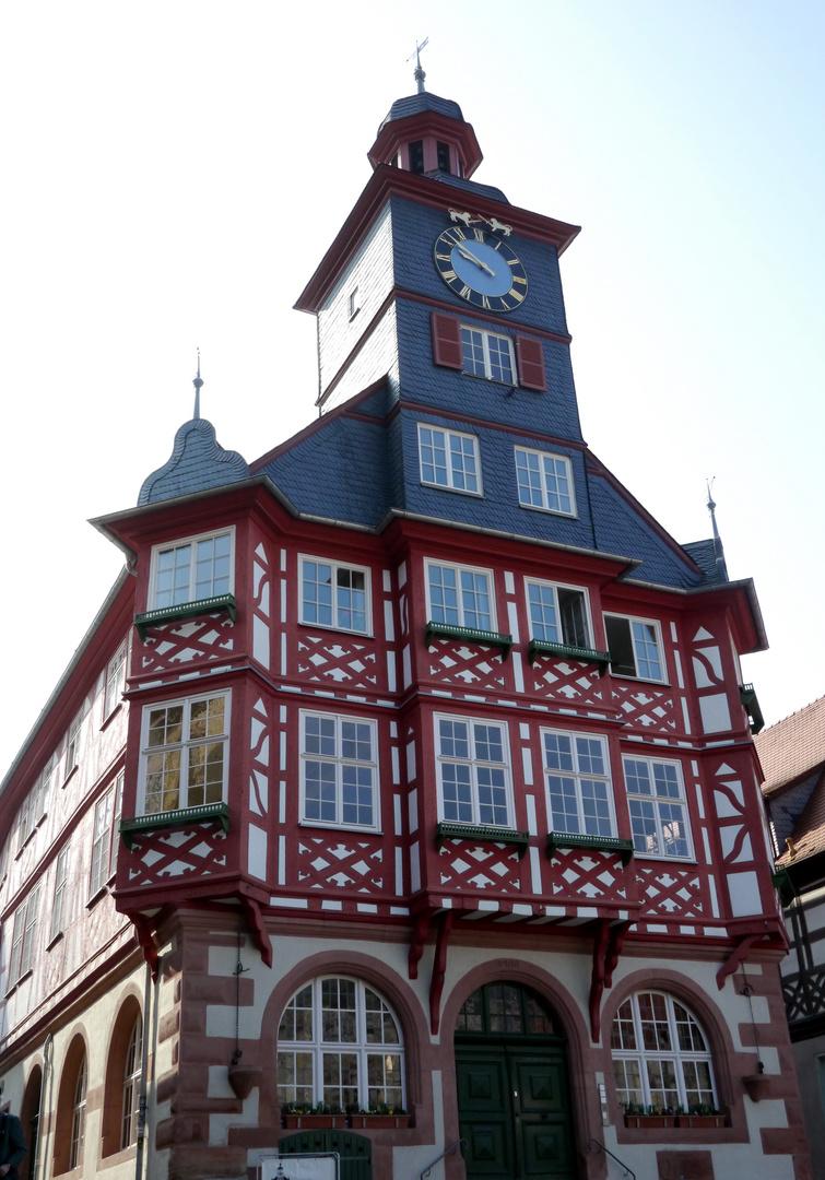Heppenheim Rathaus