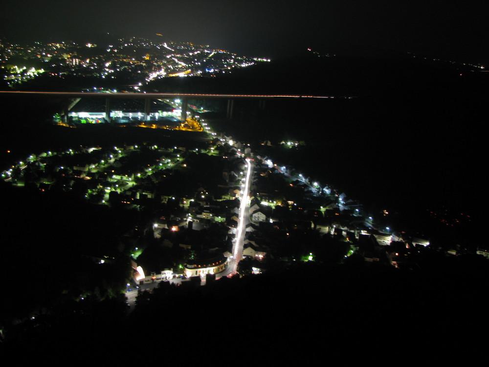 Heppingen bei Nacht
