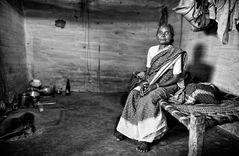 her best saree