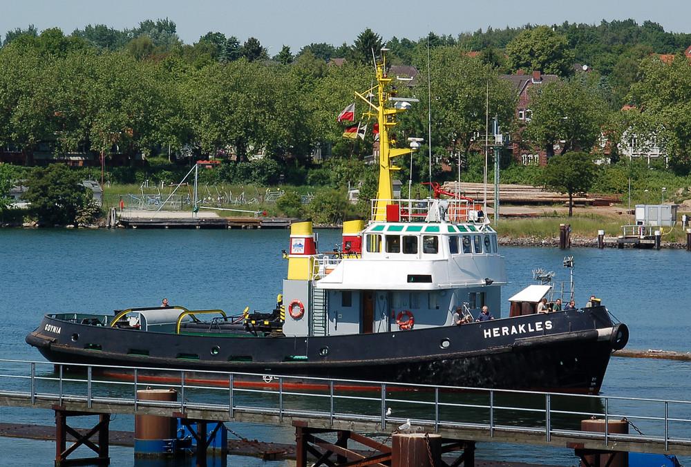Herakles aus Gdynia