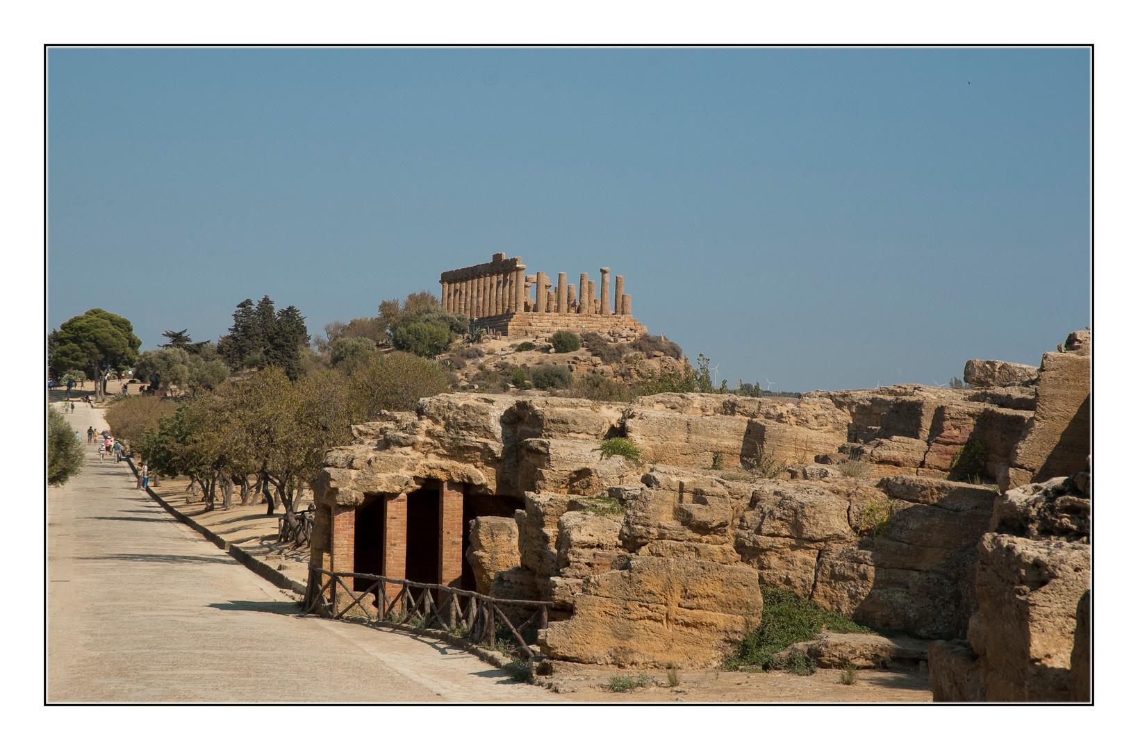 Heratempel (um 450 v.Chr.)