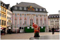 Herbert besucht das Alte Bonner Rathaus