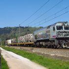 Herbicide Train; Arenas de Iguña