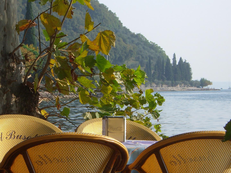 Herbsstimmung am Gardasee