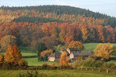 Herbst am Dreiländereck