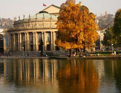 Herbst am Eckensee