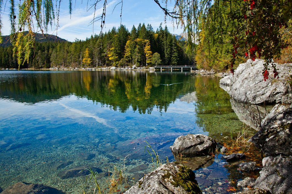 Herbst am Eibsee 2
