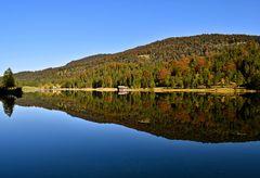 Herbst am Ferchensee