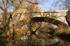 Herbst am Flüßchen