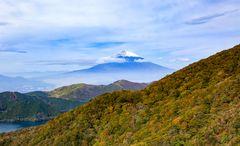 Herbst am Fuji-san