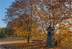 Herbst am Fussfall