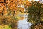 Herbst am Großen Wallloch