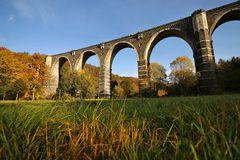 Herbst am Hetzdorfer Viadukt...