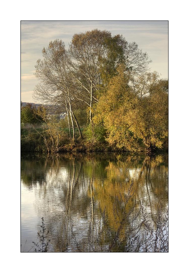 ~~Herbst am Heuchelheimer See~~