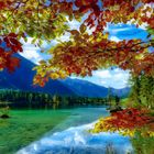 Herbst am Hintersee...........