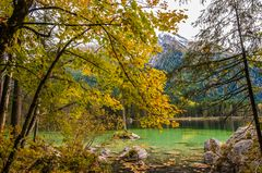 Herbst am Hintersee