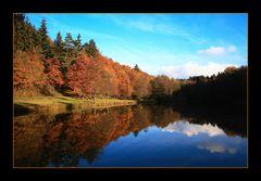 Herbst am Kuhschwanzweiher