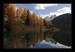 Herbst am Lai da Palpuogna