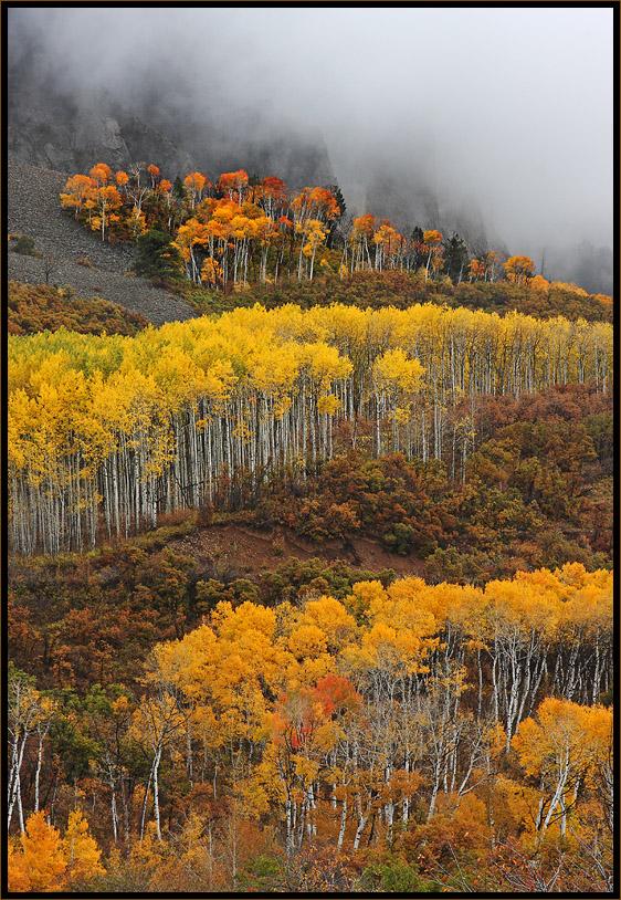 Herbst am Marcelina Mountain