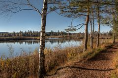 Herbst am Riedsee