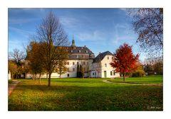 Herbst am Schloss Blankenhain