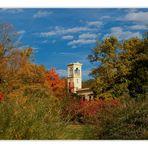 Herbst am Schloss Glienicke
