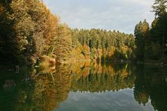 Herbst am See 2