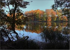 Herbst am See.