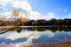 Herbst am Seepark