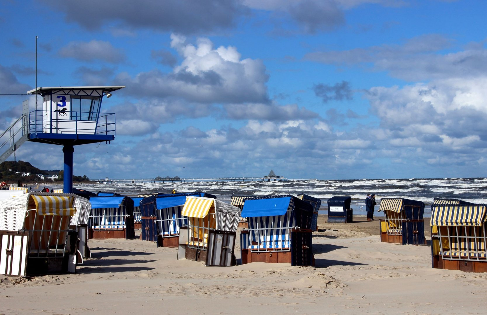 Herbst am Strand