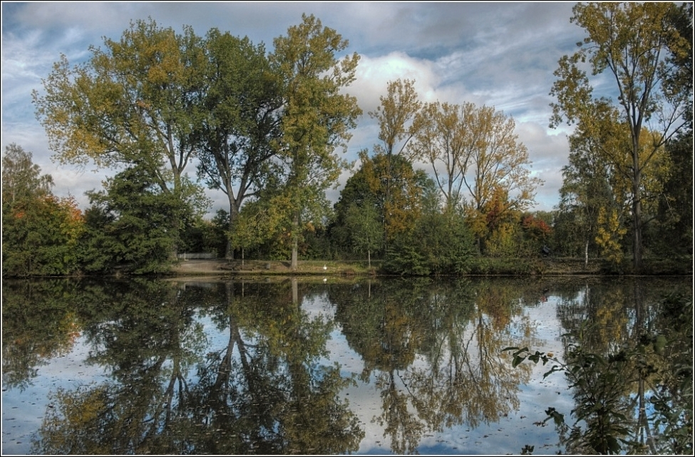 ~~Herbst am Teich~~