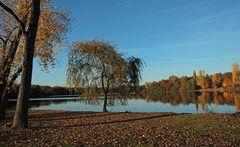 Herbst am Ümminger See