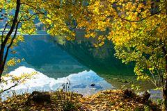 Herbst am Vilsalpsee