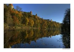 Herbst am Wöhrsee