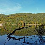 Herbst an den Montiggler Seen