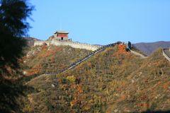 Herbst an der Chinesischen Mauer