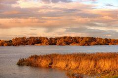 Herbst an der Elbe ...