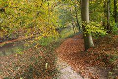 Herbst an der Hunte