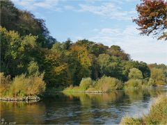Herbst an der Ruhr ...
