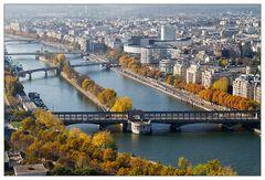 Herbst an der Seine