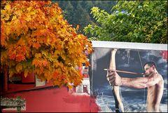 Herbst auf dem Land