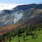 Herbst auf dem Vulkan
