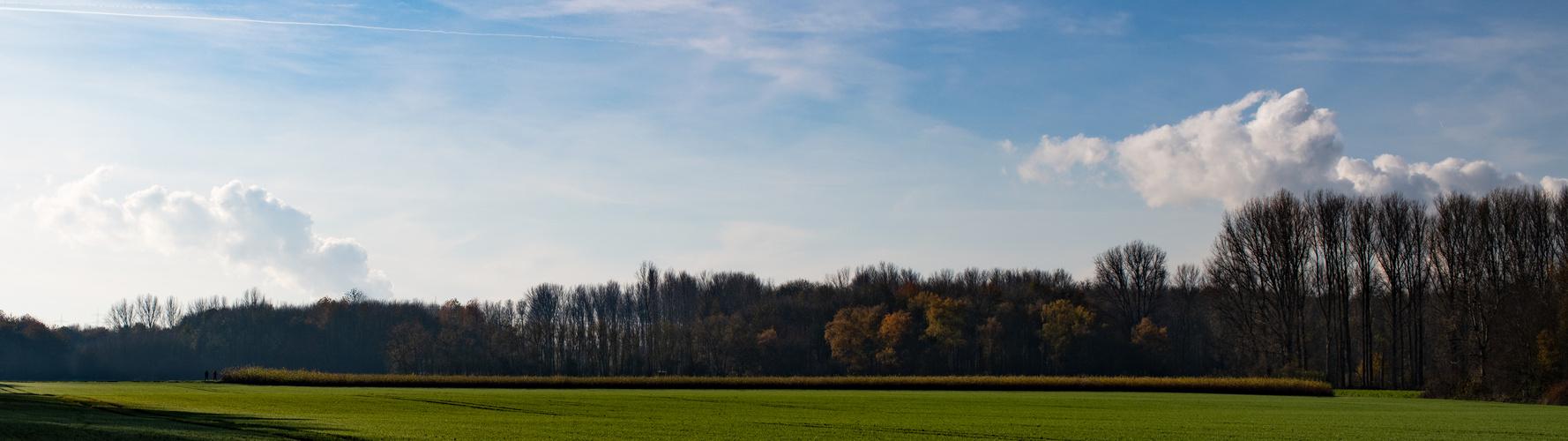 Herbst auf Knechtsteden