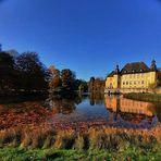 """"""" Herbst auf Schloß Dyck """""""