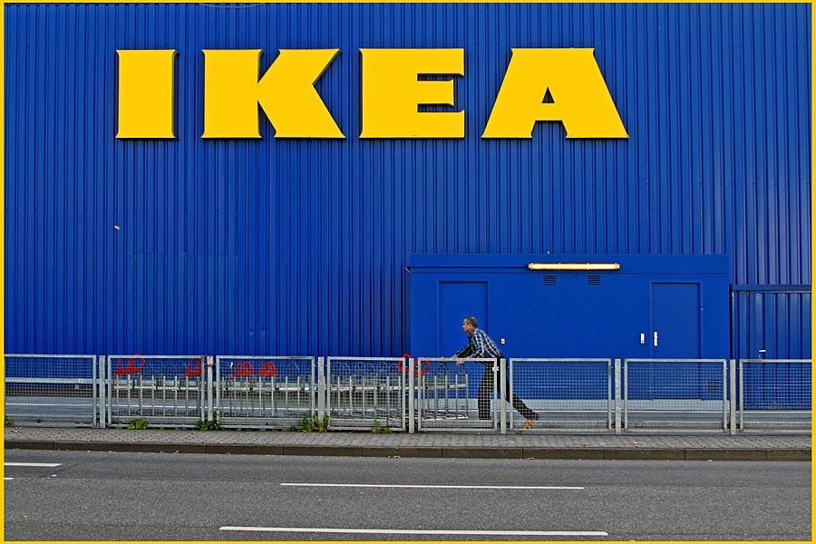 Herbst bei IKEA